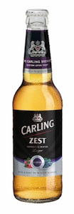 Carling Zest with a Hint of Winter Berries