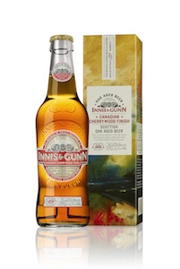 Innis & Gunn celebrates its 10th birthday this month
