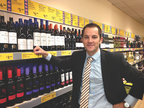 4ee4a9c5194 James is the poster boy for everything that has allowed the discounters to  shake up the industry. He has an excellent track record for buying wines  that ...
