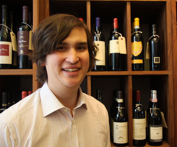 Phil Innes, Loki Wine Merchant & Tasting Room